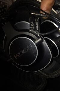 Koss studio headphones with cord and case  Coquitlam, V3K 6Z9