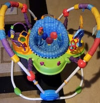Baby's green and blue jumperoo Woodbridge, 22191