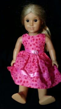 girl's pink and white floral dress Walkersville, 21793