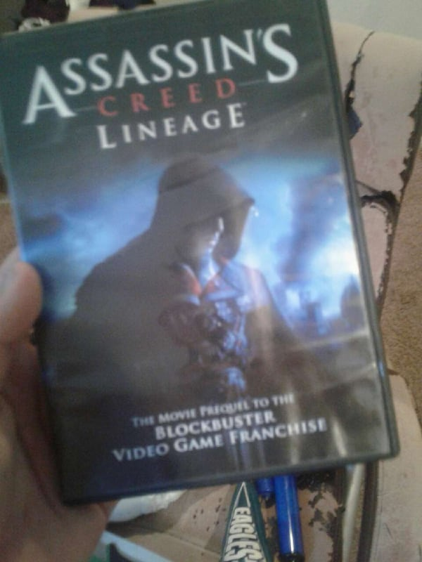 Used Assassin S Creed Lineage Blockbuster Video Game Fr For Sale