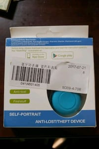 Anti-Lost/Theft Device Anchorage, 99503