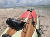 """Rave Sports Stand Up Paddleboard 10'9"""" with leash, bag and paddle Fort Myers"""