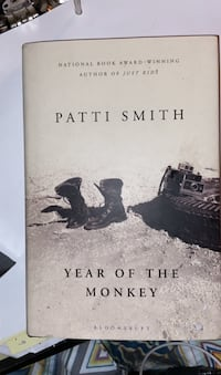 Patti Smith  Year of The Monkey Nesoddtangen, 1456