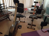 AB exercise chair Calgary, T2H
