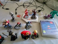 Pack Disney Infinity PS3 Saint-Quentin, 02100