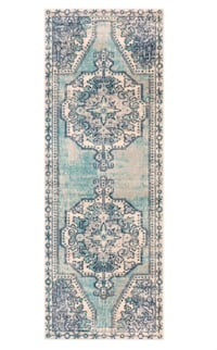 Bohemian Kenmare runner rug Boston