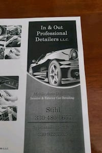 Car detailing Struthers