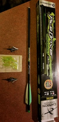 "20"" Carbon Express Crossbow Shafts Newark"