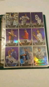 Bowman, platinum, Chrome ,& Best collection