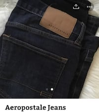 Black and blue denim bottoms  Roswell, 88203