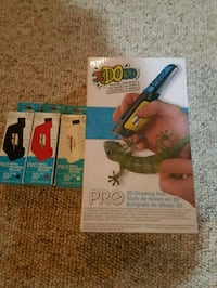 3D pen with ink  Guelph