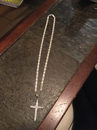 Cross and chain Pinellas Park, 33782