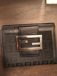 Fendi wallet triplicate Zucchino wallet for women (mint condition ) 100% authentic Bolton, L7E 2J7