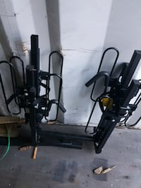 black and gray exercise equipment Beltsville, 20705
