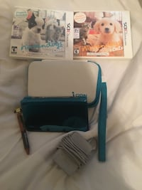 Barely used 3DS + games and accessories  Winnipeg, R2J 1T9