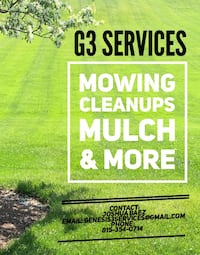 Lawn mowing Gilberts