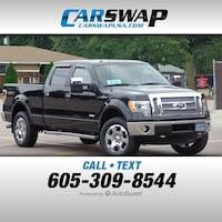 2012 Ford F-150 Lariat Sioux Falls
