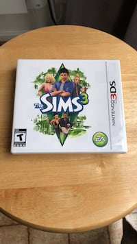 Nintendo 3DS - The Sims 3 NEW Laurel