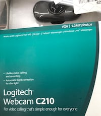 Logitech Webcam C210 West Chester, 45069