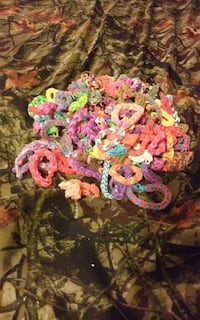 assorted loombands collection Racine, 53402