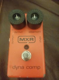 MXR dyna comp works great Knoxville, 37918