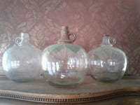 two clear glass jars with lid Nutley, 07110