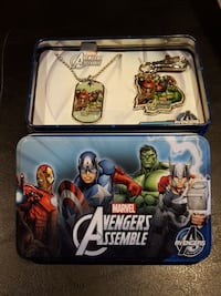 Marvel Avengers Assemble boundle. North Bergen, 07047