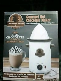 Gourmet Hot Chocolate Maker Spokane, 99205