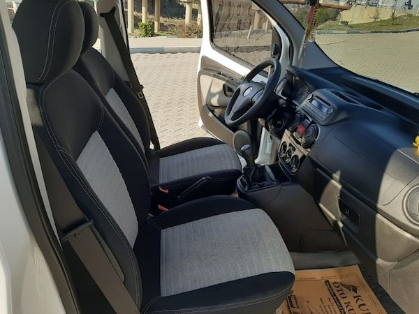 2013 Fiat Fiorino Panorama PANORAMA 1.3 MULTIJET 75 HP EMOTION EU5 4