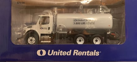United rentals collectibles