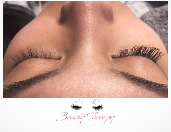 CLASSIC AND HYBRID LASH EXTENSIONS 3