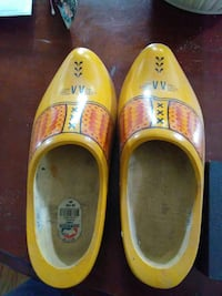 Wooden shoes from holland Canton, 44705