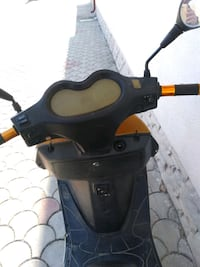 Scooter motor