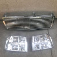 two stainless steel car parts Stockton, 95206
