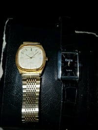 Timex and Eiger watches. .need batteries used.Gree Greenville, 29605