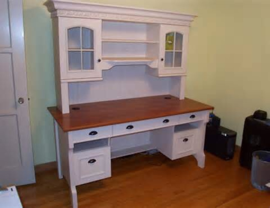 Christopher Lowell Desk With Hutch Pictures To Pin On