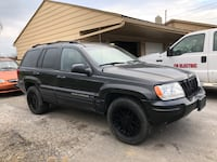 2004 Jeep Grand Cherokee Limited 4WD Youngstown