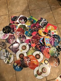 Zumba Instructor Exercise Materials- Cds & Choreography DVD's Chicago, 60638