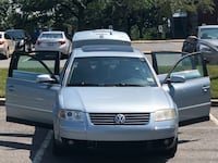 04 VOLKSWAGEN PASSAT GLX-119k-NO MECHANICAL ISSUES-SUPER CLEAN-LEATHER LOADED    Columbia