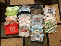 0-3 month baby clothes Fort Erie, L2A 2P7
