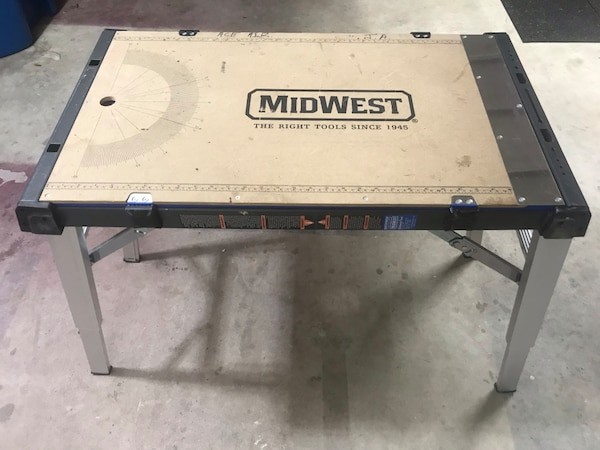 Prime Midwest Work Table Step Bench Beatyapartments Chair Design Images Beatyapartmentscom