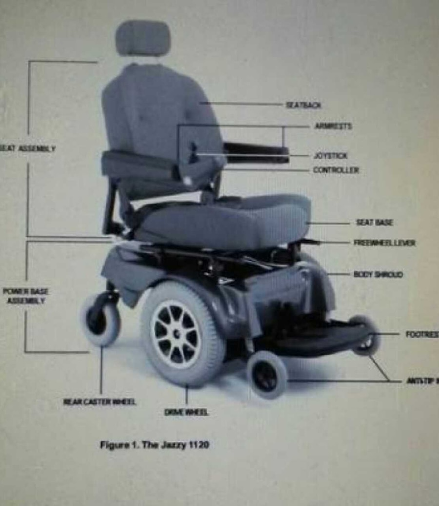 used power wheel chair jazzy 1120 for sale in new albany. Black Bedroom Furniture Sets. Home Design Ideas