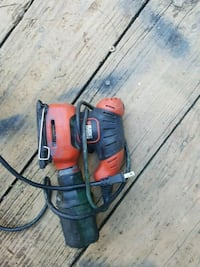 Black and Decker sander Rossville, 30741
