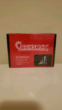 Briksmax LED Lighting Kit for Shanghai Model Calgary, T3K