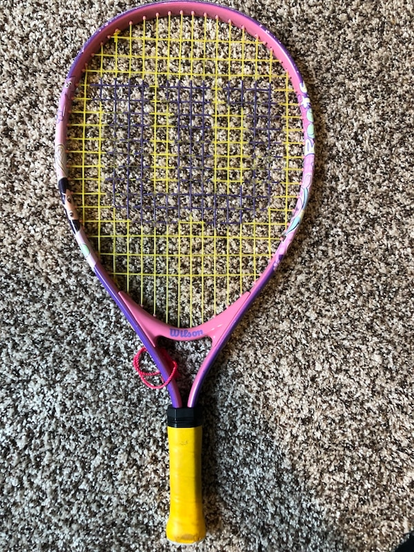 Wilson Girl's Dora and Boots Youth Tennis Racquet