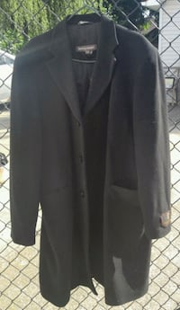 West Coast Wool and Cashmere coat St. Catharines