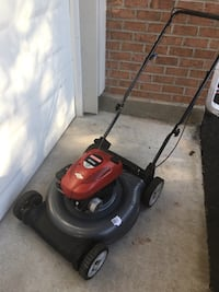 Craftsman mower excellent working condition  Fairfax, 22030
