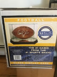 Steiner Sports Glass Display Case