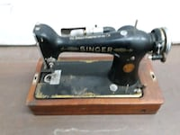 antique 1930s singer manufacturing co. sewing machine Yorba Linda, 92886