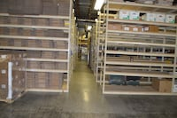 Warehouse custom made High  Storage Racks (4 Shelves) Springfield, 22151